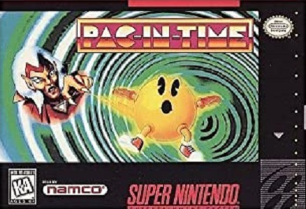 Pac-In-Time facts