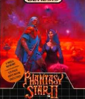 Phantasy Star II facts