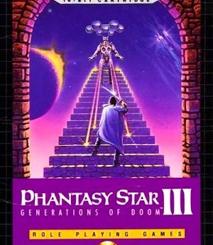 Phantasy Star III Generations of Doom facts