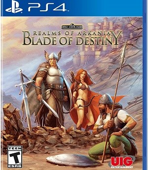 Realms of Arkania Blade of Destiny facts