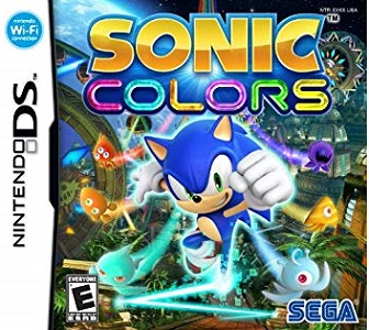 Sonic Colors facts