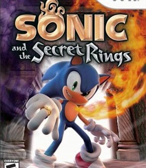 Sonic and the Secret Rings facts