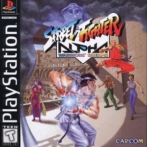 Street Fighter Alpha Warrior's Dreams facts