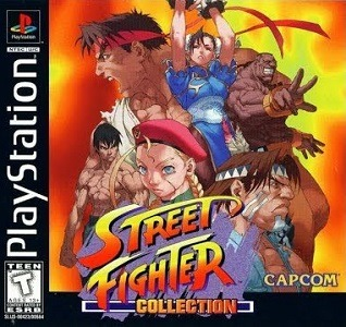 Street Fighter Collection facts