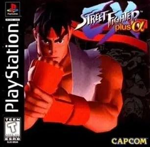 Street Fighter EX Plus Alpha facts