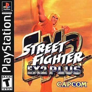 Street Fighter EX2 Plus facts