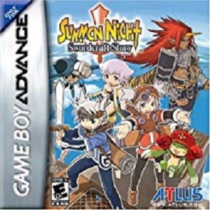 Summon Night Swordcraft Story facts