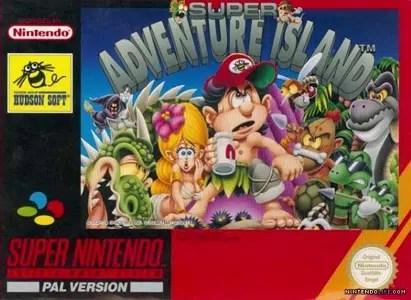Super Adventure Island facts
