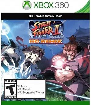 Super Street Fighter II Turbo HD Remix facts