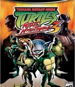 Teenage Mutant Ninja Turtles 3 Mutant Nightmare facts