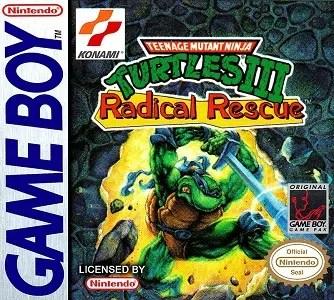 Teenage Mutant Ninja Turtles III Radical Rescue facts