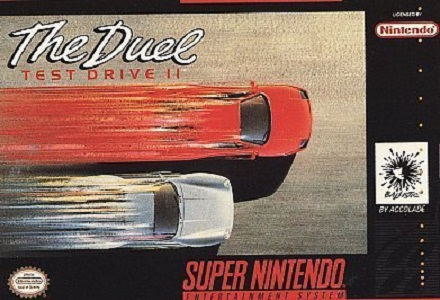 The Duel Test Drive II facts