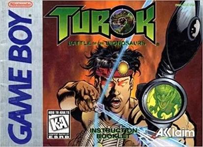 Turok Battle of the Bionosaurs facts