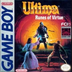Ultima Runes of Virtue II facts