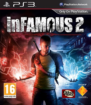 inFAMOUS 2 facts