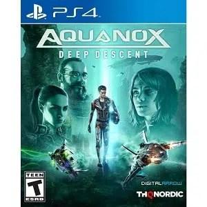Aquanox Deep Descent facts