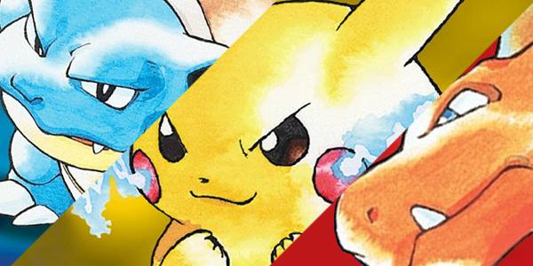 Pokémon classici banner
