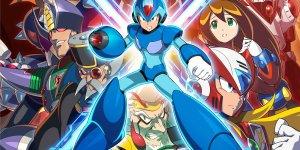 Mega Man X Legacy Collection banner