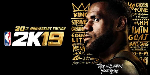NBA 2K19 banner