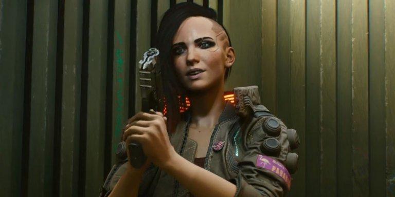 Cyberpunk 2077 banner