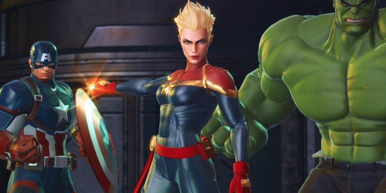Marvel Ultimate Alliance 3: The Black Order banner