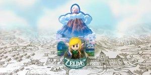 The Legend of Zelda: Link's Awakening amiibo banner