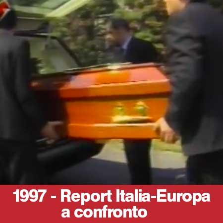 1997 - Report Italia-Europa a confronto