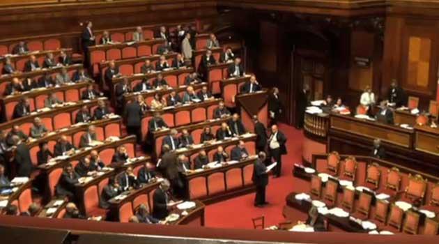 Pistorio, Presidente del Gruppo Misto: «Monti ha rinunciato al portaborse». Ma Pistorio come è stato eletto?