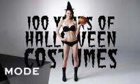 Seasons Greetings: 100 Years of Halloween Costumes in 3 Minutes