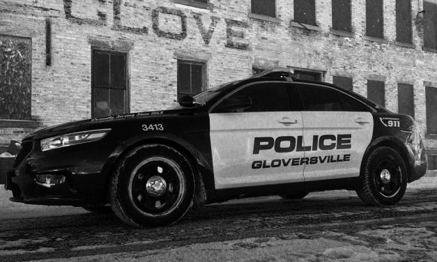 Long Time Gloversville Police Capt. Retires