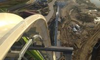 World's Tallest and Fastest Water Slide to Open in Kansas in May 2014