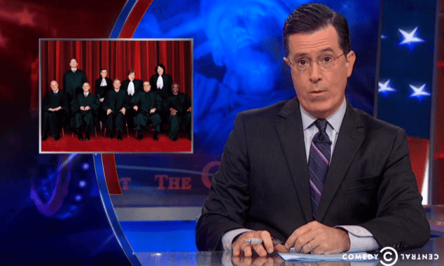Stephen Colbert – Victory for Gay Marriage
