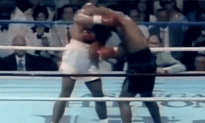 Iron Mike's Right Hook Body, Right Uppercut Combination