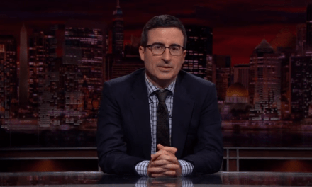 Last Week Tonight with John Oliver: Fifty Shades #NotMyChristian Apology