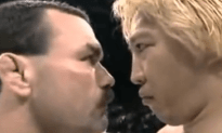 The Best Fist Fight You Will See All Day