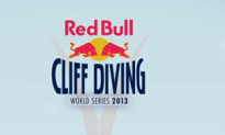 Cliff Diving Championship in Thailand