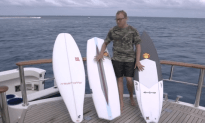 The Surf Boards of the Future