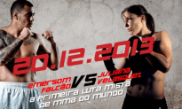This is Just Wrong – Men Vs Women MMA in Brazil