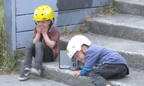Four-Year-Old BMX Shredders Are Cute As Hell
