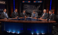 Overtime with Bill Maher and Ralph Nader