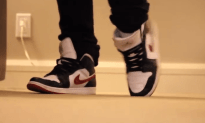 Fancy Footwork in this Michael Jackson Tribute
