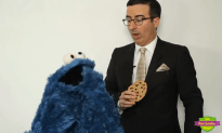 Cookie Monster Loses it on John Oliver