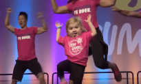 Six Year Old With Rare Illness Takes The Stage