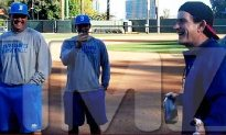 Charlie Sheen Offers Some Advice To The UCLA Baseball Team…