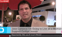 Jose Canseco Going To Be A Woman For A  Week