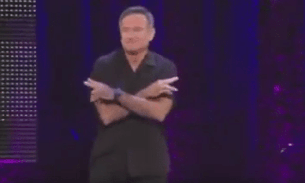 Robin Williams Live Performance In Washington