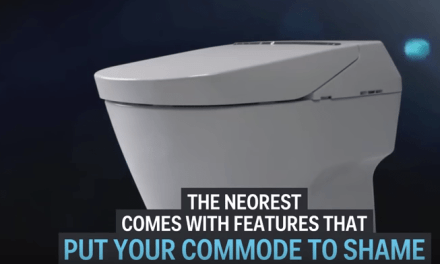 Neorest is the Most Expensive Toilet in the World