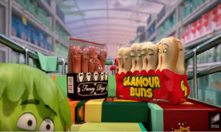 Trailer For The New Movie 'Sausage Party' By Seth Rogan