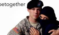 US Billboard Causes Commotion After It Advertises A Soldier With His Arms Around A Muslim Woman