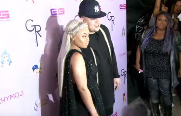 Rob Kardashian Goes on X-Rated Rant About Blac Chyna